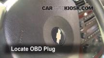 2008 Chevrolet Uplander LS 3.9L V6 Check Engine Light