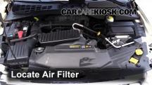 2008 Chrysler Aspen Limited 5.7L V8 Air Filter (Engine)