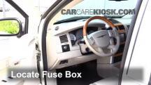 2008 Chrysler Aspen Limited 5.7L V8 Fuse (Interior)