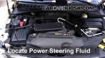 2008 Chrysler Aspen Limited 5.7L V8 Power Steering Fluid