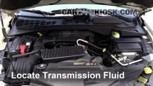 2008 Chrysler Aspen Limited 5.7L V8 Transmission Fluid