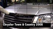 2008 Chrysler Town and Country Touring 3.8L V6 Review