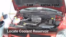 2008 Dodge Caliber SE 2.0L 4 Cyl. Coolant (Antifreeze)