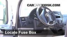 2008 Dodge Sprinter 2500 3.0L V6 Turbo Diesel Standard Passenger Van Fusible (interior)