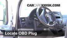 2008 Dodge Sprinter 2500 3.0L V6 Turbo Diesel Standard Passenger Van Compruebe la luz del motor
