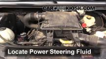 2008 Dodge Sprinter 2500 3.0L V6 Turbo Diesel Standard Passenger Van Líquido de dirección asistida