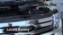 2008 Ford Edge SE 3.5L V6 Battery