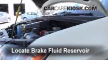 2008 Ford Edge SE 3.5L V6 Brake Fluid