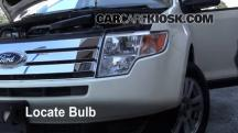 2008 Ford Edge SE 3.5L V6 Luces