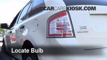 2008 Ford Edge SE 3.5L V6 Lights
