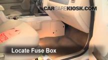 2008 Ford Escape XLT 3.0L V6 Fusible (interior)