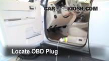 2008 Ford Escape XLT 3.0L V6 Compruebe la luz del motor