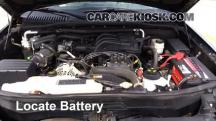 2008 Ford Explorer Sport Trac XLT 4.0L V6 Battery