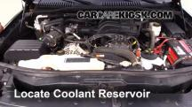 2008 Ford Explorer Sport Trac XLT 4.0L V6 Coolant (Antifreeze)
