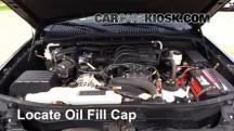 2008 Ford Explorer Sport Trac XLT 4.0L V6 Aceite