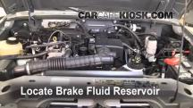 2008 Ford Ranger XL 2.3L 4 Cyl. Standard Cab Pickup Brake Fluid