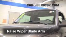 2008 Ford Ranger XL 2.3L 4 Cyl. Standard Cab Pickup Windshield Wiper Blade (Front)