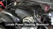 2008 GMC Yukon Denali 6.2L V8 Power Steering Fluid