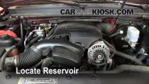 2008 GMC Yukon Denali 6.2L V8 Windshield Washer Fluid