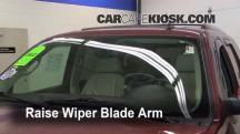 2008 GMC Yukon Denali 6.2L V8 Windshield Wiper Blade (Front)