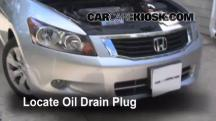 2008 Honda Accord EX-L 3.5L V6 Sedan (4 Door) Aceite