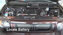 2008 Honda Element SC 2.4L 4 Cyl. Battery