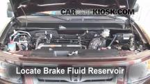 2008 Honda Element SC 2.4L 4 Cyl. Brake Fluid
