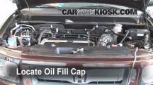 2008 Honda Element SC 2.4L 4 Cyl. Oil