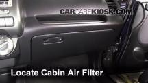 2008 Honda Fit 1.5L 4 Cyl. Air Filter (Cabin)