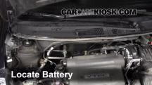 2008 Honda Fit 1.5L 4 Cyl. Battery