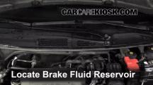 2008 Honda Fit 1.5L 4 Cyl. Brake Fluid