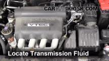 2008 Honda Fit 1.5L 4 Cyl. Transmission Fluid