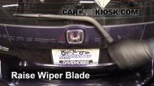 2008 Honda Fit 1.5L 4 Cyl. Windshield Wiper Blade (Rear)