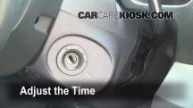 2008 Honda Ridgeline RTL 3.5L V6 Clock