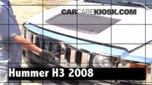 2008 Hummer H3 3.7L 5 Cyl. Review