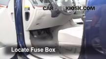 2008 Hyundai Veracruz GLS 3.8L V6 Fusible (interior)