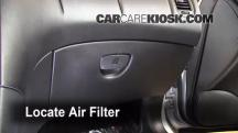 2008 Infiniti EX35 Journey 3.5L V6 Air Filter (Cabin)