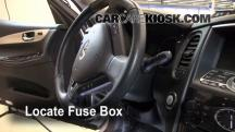 2008 Infiniti EX35 Journey 3.5L V6 Fusible (interior)