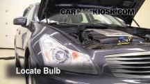 2008 Infiniti G35 3.5L V6 Lights