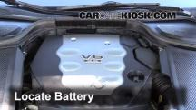 2008 Infiniti M35 X 3.5L V6 Battery