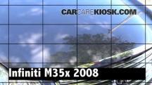 2008 Infiniti M35 X 3.5L V6 Review