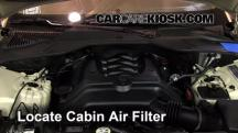 2008 Jaguar XJ8 L 4.2L V8 Air Filter (Cabin)