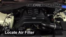 2008 Jaguar XJ8 L 4.2L V8 Air Filter (Engine)