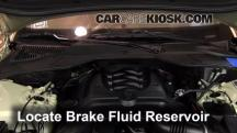 2008 Jaguar XJ8 L 4.2L V8 Brake Fluid