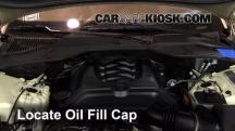2008 Jaguar XJ8 L 4.2L V8 Oil