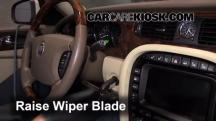 2008 Jaguar XJ8 L 4.2L V8 Windshield Wiper Blade (Front)