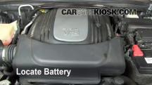 2008 Jeep Commander Limited 5.7L V8 Battery