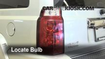 2008 Jeep Commander Limited 5.7L V8 Lights