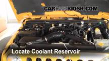 2008 Jeep Wrangler Unlimited Rubicon 3.8L V6 Fluid Leaks