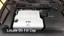 2008 Lexus ES350 3.5L V6 Aceite